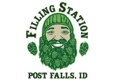 Filling Station Post Falls