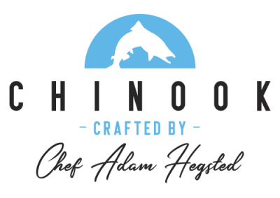 Chinook Crafted by Chef Adam Hegsted
