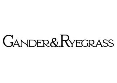 Gander & Ryegrass